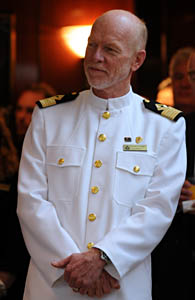 Commodore Christopher Rynd