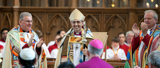 Enthronement of the 97th Bishop of Winchester