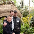 Simon, Peter and Daniel from Furzey Gardens
