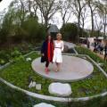 Jinny Hall with Emilia Fox