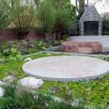 B&Q Sentebale garden