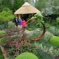 The M&G Centenary Garden - 'Windows through Time'