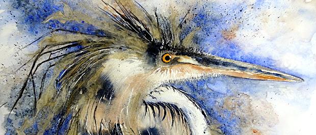 Eva Heron by Zella Smith