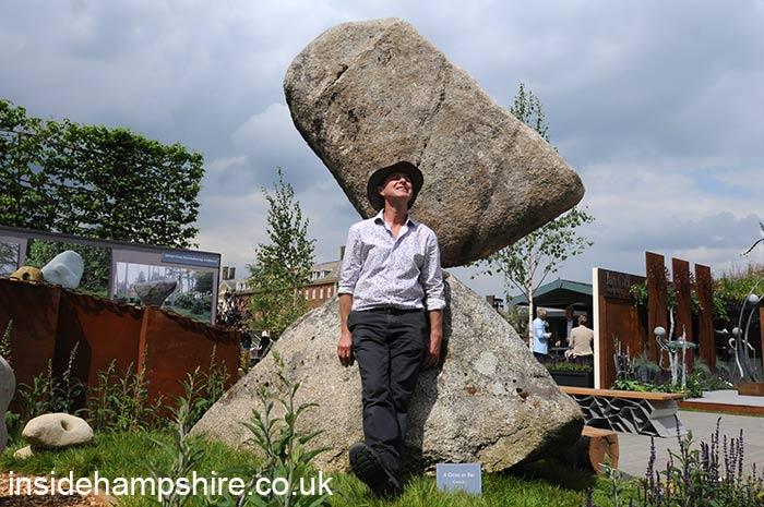 Adrian Gray, Stonebalancing