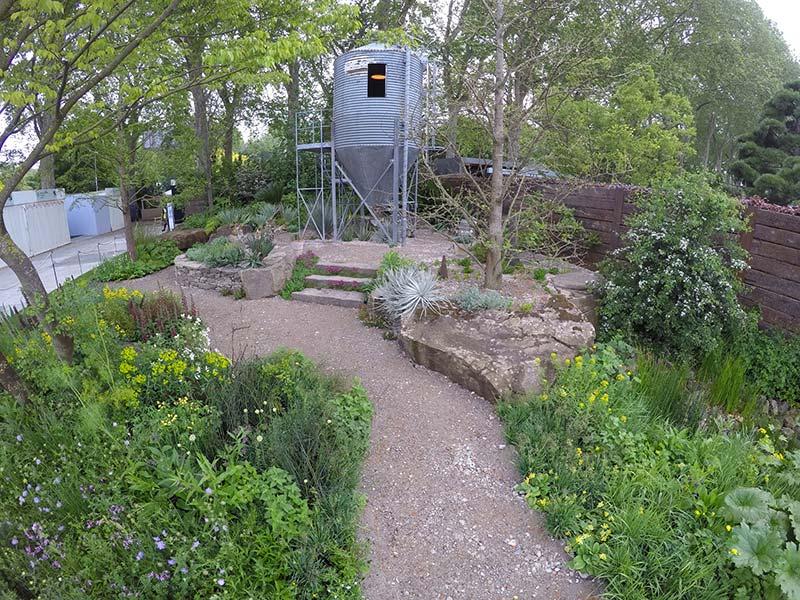 The Resilience Garden